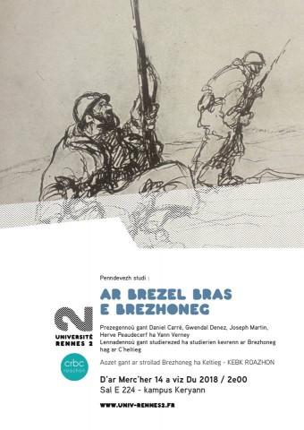 RENNES - La Grande Guerre en langue bretonne : après-midi d'étude