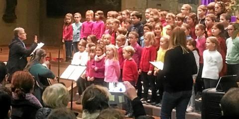 Chant choral à St-Houardon