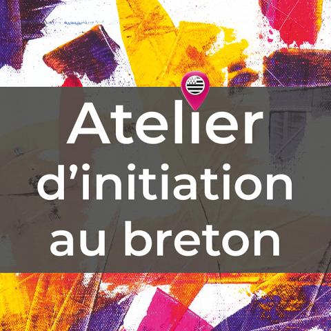 PLESCOP - Atelier d'initiation à la langue bretonne