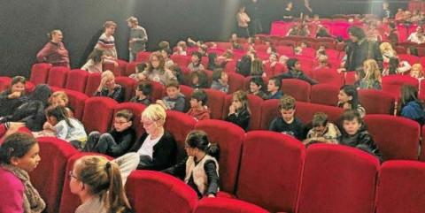 BREST - Cinéma en breton. 1 062 élèves bilingues aux Studios