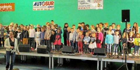 PLUNERET - Saint-Joseph. La filière bilingue fête ses 20 ans en musique