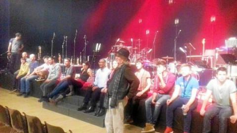 PLOEMEUR - Kreiz Breiz Akademi. 550 élèves au concert