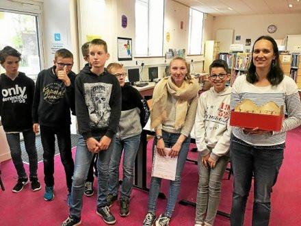 LANDIVISIAU - Collège St-Jo. Un Cluedo en breton pour retrouver le professeur