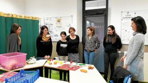 PLESCOP - Dihun Santez Anna. Les parents des enfants bilingues s'initient au breton