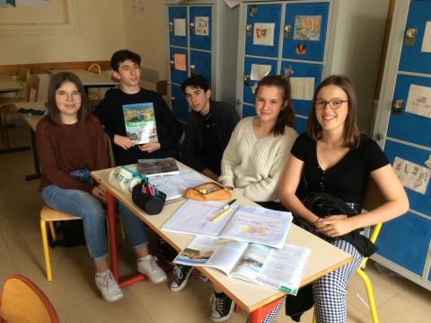 SAINTE-ANNE-D'AURAY - Les élèves de 3e préparent le DNB en breton