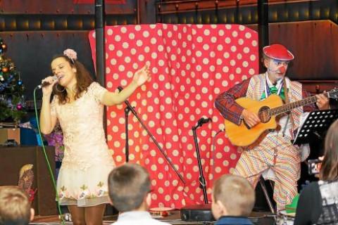 LORIENT - Écoles bilingues. Un spectacle de clown au Plateau des quatre vents, mardi 11 juin