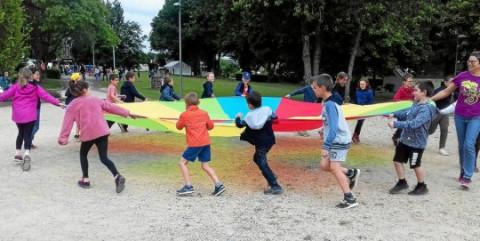 PLUNERET - Saint-Joseph. Rencontre sportive bretonnante pour les élèves