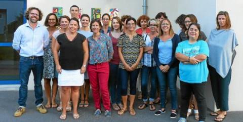 SURZUR - École Saint-André. 315 élèves pré-inscrits