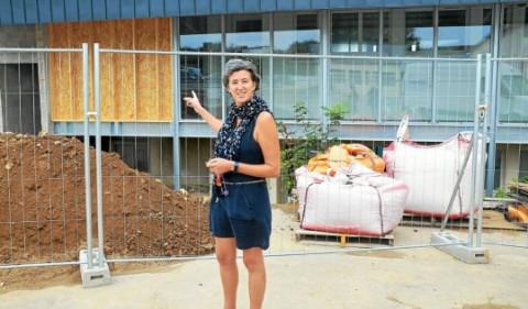 LANNILIS - École du Sacré-Cœur. Un chantier de 800 000 €