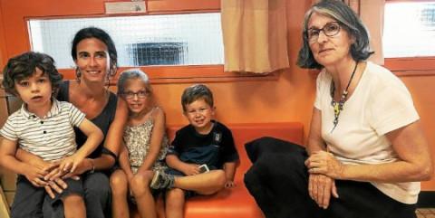 SAINT AVE -  Notre-Dame. 519 enfants retrouvent l'école privée