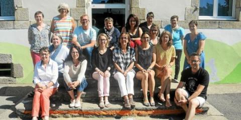 MONTERBLANC - Notre-Dame de la Croix. Trois nouvelles enseignantes à la rentrée