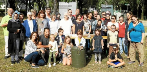 VANNES - Parc de Kérizac. La première Fête des légumes a réuni 150 personnes
