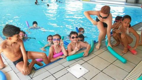 PLUNERET - Saint-Joseph. Les écoliers s'initient à la natation