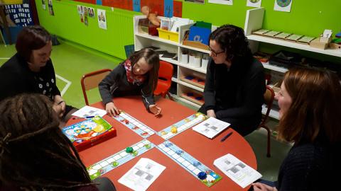 """LANGUIDIC - Cours de breton pour les parents et journée """"jeux de société"""""""