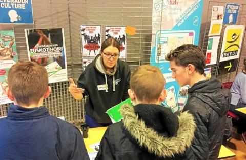 LANDIVISIAU - Pratiquer la langue bretonne peut aider à trouver un métier qui recrute…