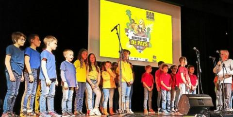 PLABENNEC - Les élèves de Sainte-Anne en finale du Kan ar Bobl
