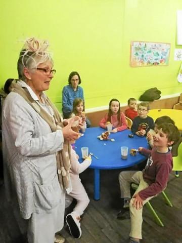 GUISSENY - Soirée contes en pyjama pour les enfants bilingues de Sainte-Jeanne-D'Arc