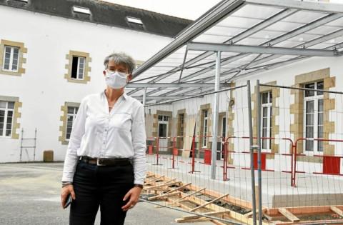 CARHAIX - Rentrée « sereine » au collège Saint-Trémeur