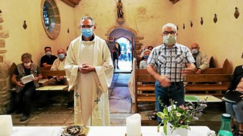 PLOEMEUR - Retour des messes en breton à Sant-Léonard