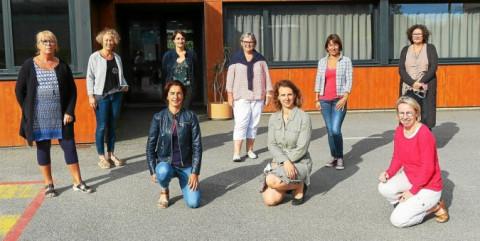 HENNEBONT - 195 élèves répartis en neuf classes à la primaire Saint-Félix