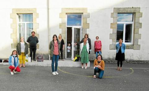 ROSTRENEN - 160 élèves accueillis à l'école Notre-Dame