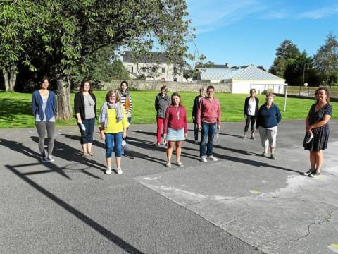 CLEGUEREC - École Saint-Joseph : un projet langue étrangère