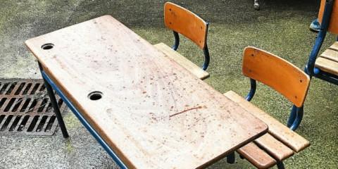 CARHAIX - L'école de l'Enfant Jésus vend son mobilier ancien