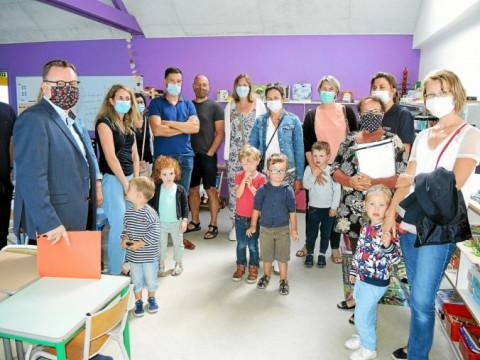 PLERIN - La filière français-breton est lancée à l'école Notre-Dame
