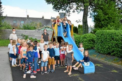 MERIADEC - 180 élèves à l'école Saint-Gilles