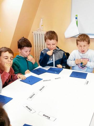 MERIADEC - L'école Saint-Gilles part à la découverte du goût