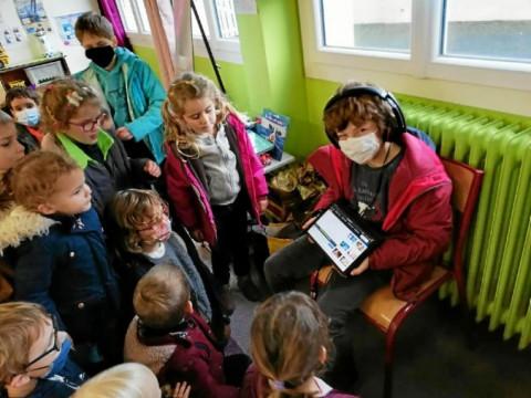PERROS-GUIREC - L'école Saint Yves à l'ère du numérique