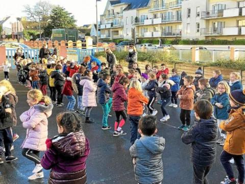 PLABENNEC - La culture bretonne au programme de l'école Sainte-Anne