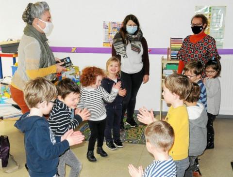PLERIN - Les bretonnants de l'école Notre-Dame entrent dans la danse