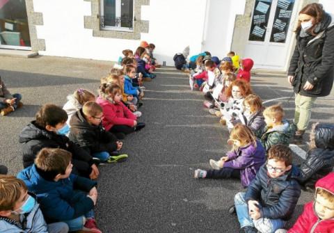 LOCMARIA-PLOUZANE - La filière bilingue des écoles privées participe à la « semaine bretonne »