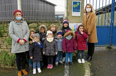 PLOUEDERN - Le breton à la fête toute la semaine à l'école Saint-Édern