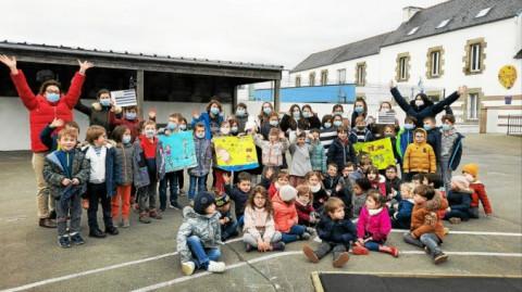 GUILERS - La langue bretonne à l'honneur à l'école Sainte-Thérèse