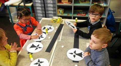 LANDERNEAU - L'école Saint-Julien en semaine bretonne