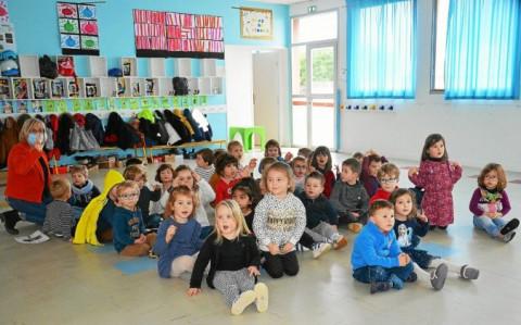 LANNILIS - Partage de la langue bretonne à l'école du Sacré-Cœur