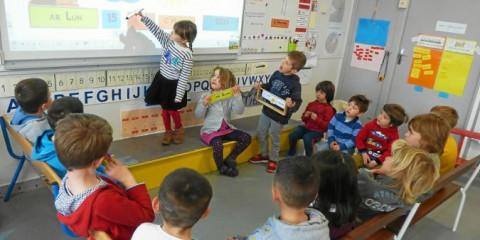 BRETAGNE - L'enseignement du breton progresse dans les écoles du pays d'Auray