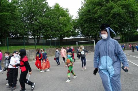 HENNEBONT - L'école Saint-Gilles solidaire de Rêves de clown