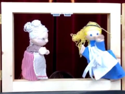 BRETAGNE - Marionnettes en breton !