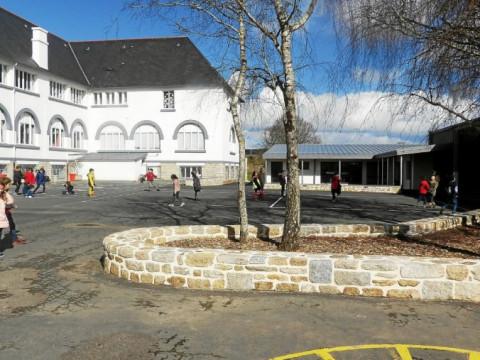 PLONEOUR LANVERN - Rentrée scolaire 2021 à Notre-Dame de Bon Secours