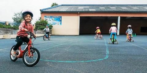 PLABENNEC - Du 28 juin au 2 juillet, c'est la semaine du vélo de la filière bilingue de Sainte-Anne
